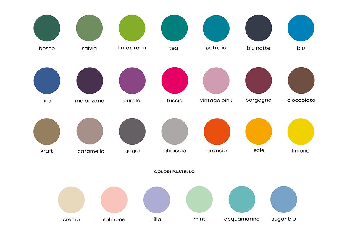 colori buste partecipazioni